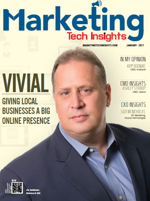 VIVIAL: GIVING LOCAL BUSINESSES A BIG ONLINE PRESENCE